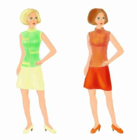 Moda 60 - color